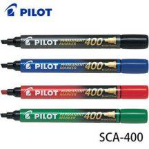 Permanent marker 400 set van 4- beitelpunt-0